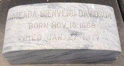 Culmada <i>Bienvenu</i> Davidson