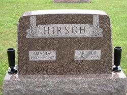 Arthur Maxmillion Hirsch