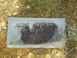 Aline <i>Bryant</i> Alverson