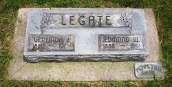 Edmond Willard Legate