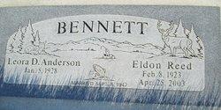 Eldon Reed Bennett