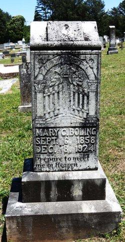 Mary Catharine <i>Sewell</i> Boling