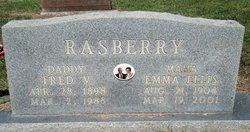 Fred Vinson Rasberry
