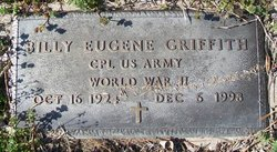 Billy Eugene Griffith