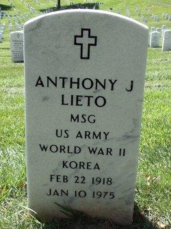 Anthony J Lieto
