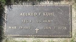 Aelred F Kuhl