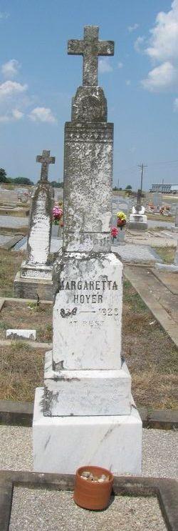 Margaretta Hoyer