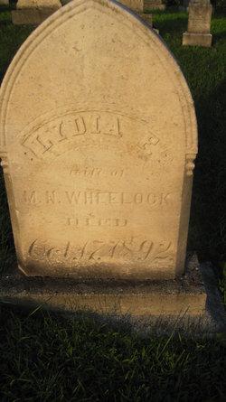 Lydia F Wheelock