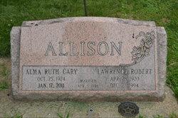 Alma Ruth <i>Carey</i> Allison