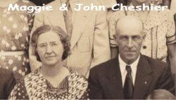 Pvt John W. Cheshier