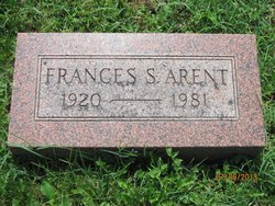 Frances <i>Shuler</i> Arent