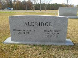 Richard Francis Aldridge, Jr