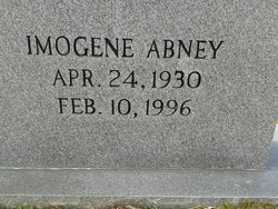 Imogene Abney Aldridge