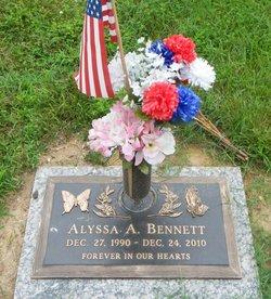 Alyssa Anne Bennett