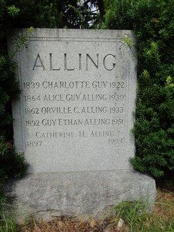 Mary Catharine <i>Hemmerly</i> Alling