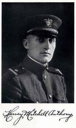 Harvey Mitchell Anthony