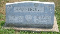 Vera M. <i>Ledgerwood</i> Armstrong