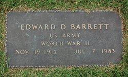 Edward D. Barrett