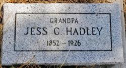 Jesse C Jess Hadley