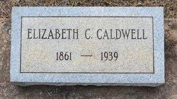 Sarah Elizabeth <i>Chambliss</i> Caldwell