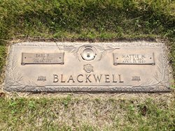 Mattie M. <i>Metcalf</i> Blackwell