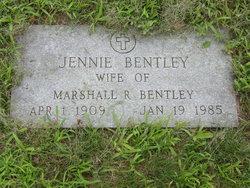 Jennie <i>Jasinski</i> Bentley