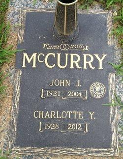 Charlotte <i>Yeakle</i> McCurry