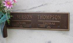 Louise <i>Styles</i> Alberson