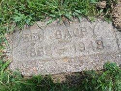 Benjamin Anderson Bagby