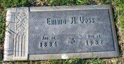Emma Anna <i>Daasch</i> Voss