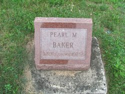 Pearl Mae <i>Burton</i> Baker