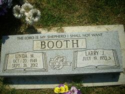 Linda M <i>Messer</i> Booth