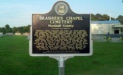 Brashiers Chapel Cemetery
