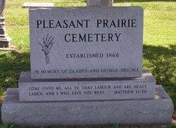 Pleasant Prairie Cemetery