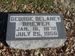 George Delaney Lane Brewer