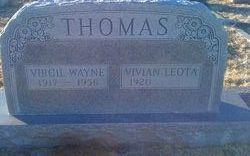Virgil Wayne Thomas