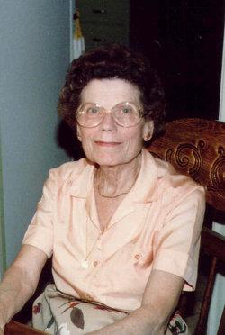 Edna Eloise <i>Vinson</i> Fetters