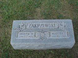 Joseph D Zakrzewski