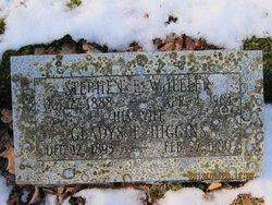 Gladys Eveline <i>Higgins</i> Wheeler