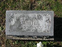 Hettie Ann White