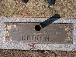 Mildred <i>Davis</i> Redding