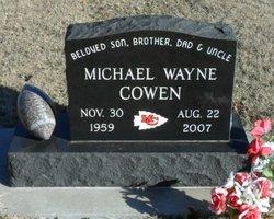 Michael Wayne Mike Cowen