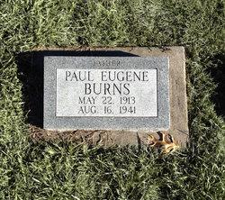 Paul Eugene Burns