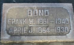 Arzela J. Arrie <i>Gilliam</i> Bond