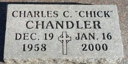 Charles C. Chick Chandler
