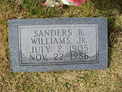 Sanders B. Williams, Jr