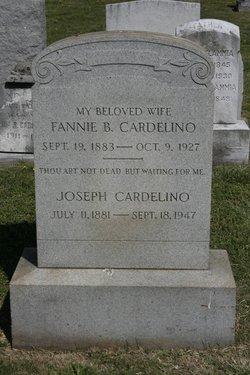 Filomena Fanny <i>Basile</i> Cardelino