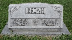 Lillie Mae <i>Coulter</i> Brown