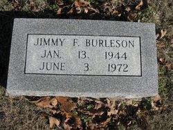 Jimmy F Burleson