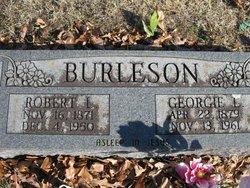 Georgia L Burleson